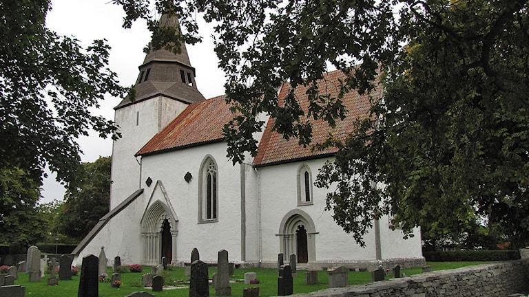 Boge kyrka. Foto: Håkan Erlandsson / SR Gotland