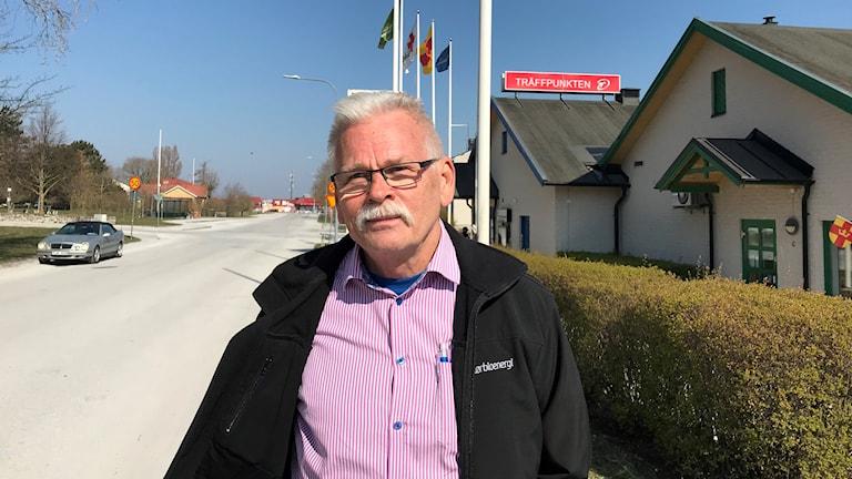 Arne Eklund, Fårösunds utveckling