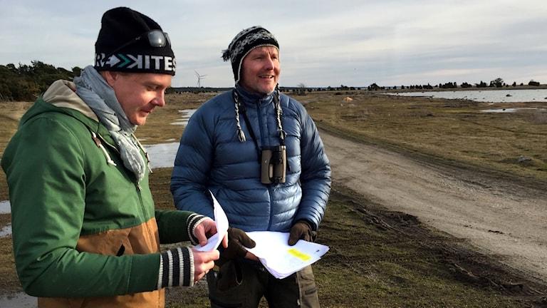 Förbud mot kitesurfing vid naturreservatet Vivesholm.