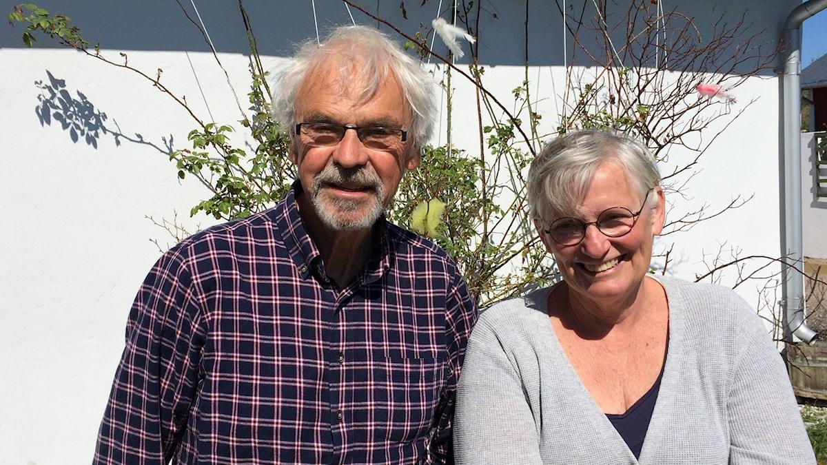 Olle Bobjär och Kate Wiberg