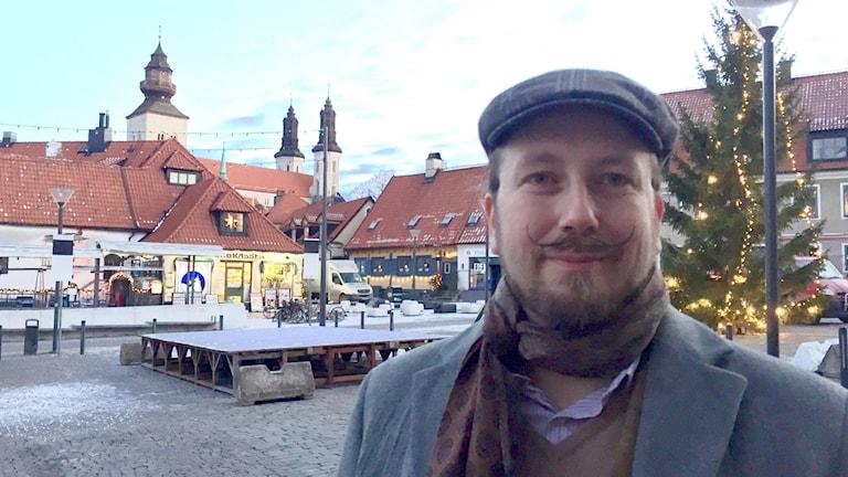 Björn Sundberg verksamhetschef för Medeltidsveckan.