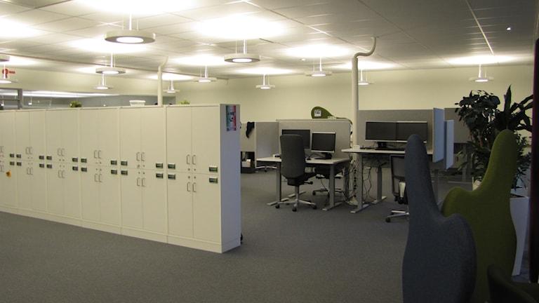 Försäkringskassans kontor Visby Flexhuset