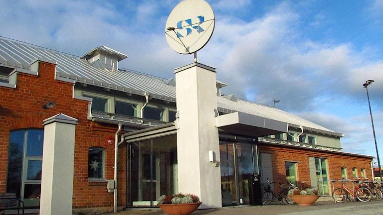 Sveriges Radio Gotland i Visby. Foto: Henrik Wallenius/SR Gotland