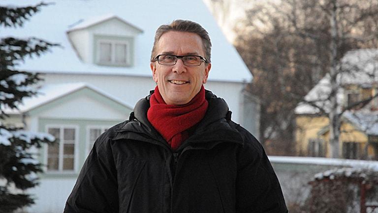 Gotlands förre hälso- och sjukvårdsdirektör  Anders Karlström. Foto: Region Gotland