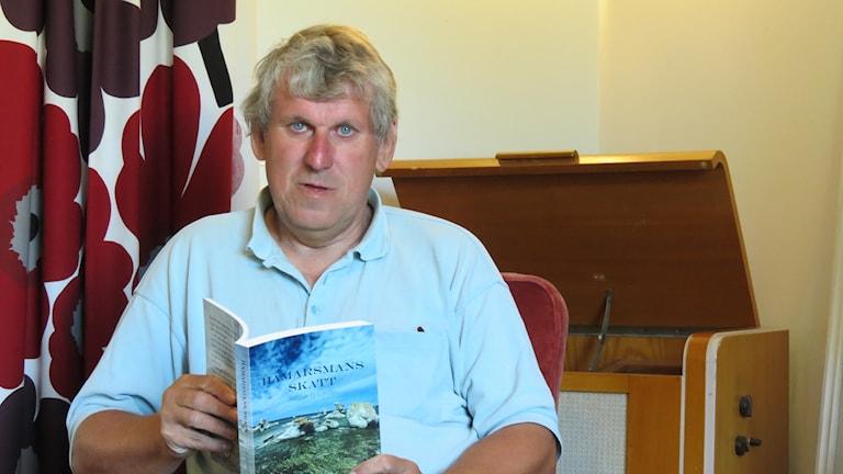 Författaren Ronnie G Lundin