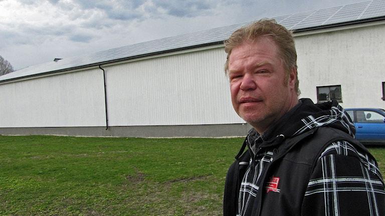 Per Karlsson, arrangör för EnergiExpot i När/Gotland