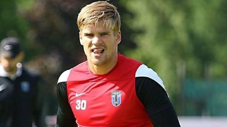 Lukas Jonsson, målvakt
