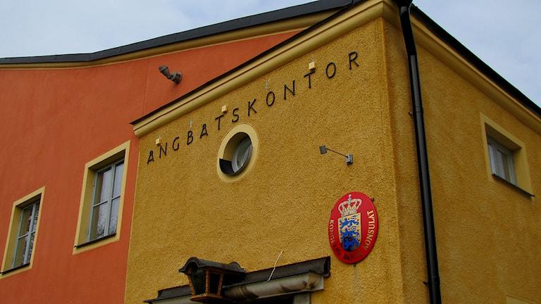 Gotlandsbolagets huvudkontor i Visby. Foto: Katarina Hedström/SR Gotland