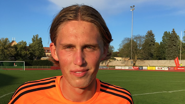 Emil Enqvist FC Gute