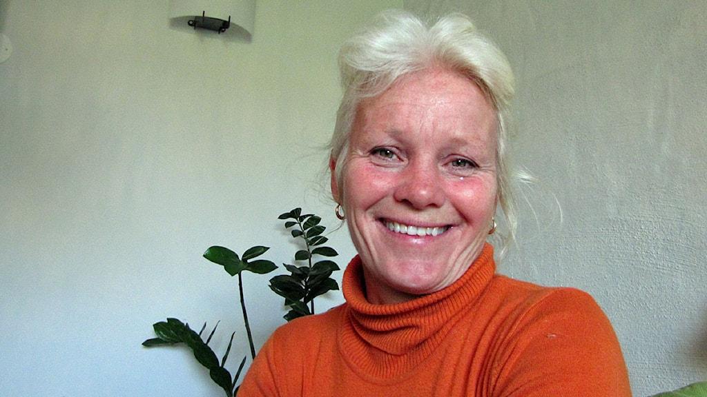 Karin Åström.