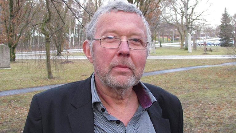 Mats Hanell. Foto: Ulrika Uusitalo Fernholm / SR Gotland