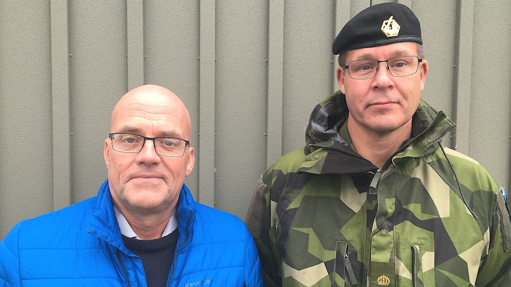 Carl-Johan Boberg och Mattias Ardin