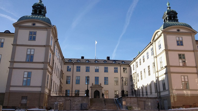 Svea hovrätt i Stockholm. Foto: Jenny Pettersson/SR Gotland
