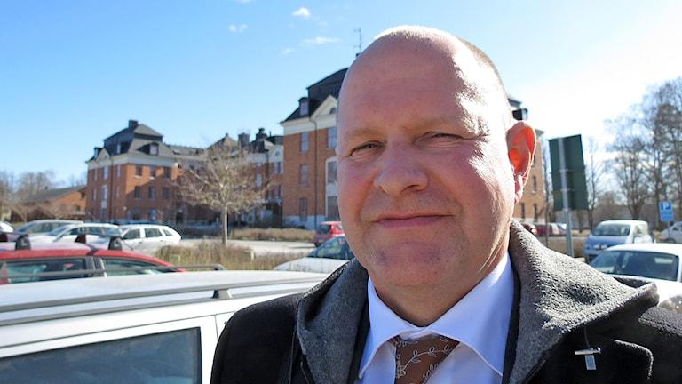 Dan Eliasson. Foto: Mika Koskelainen/SR Gotland