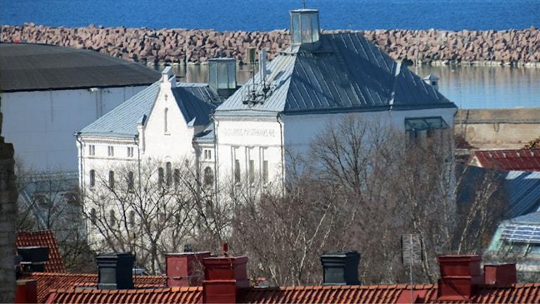 Campus Gotland i Visby. Foto: Filip Joelsson/SR Gotland