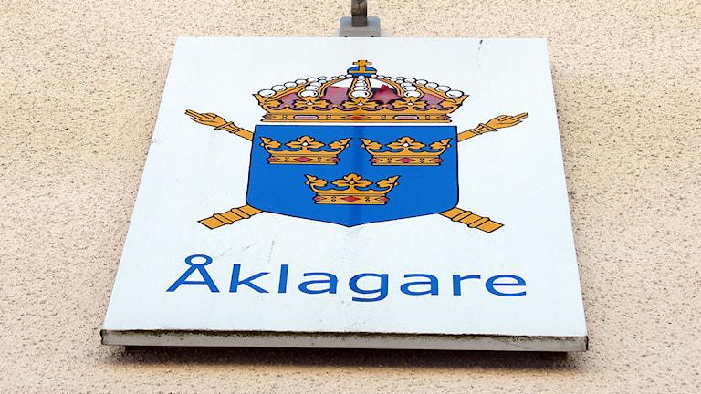 Åklagare polisen på Gotland. Foto: Filip Joelsson/SR Gotland