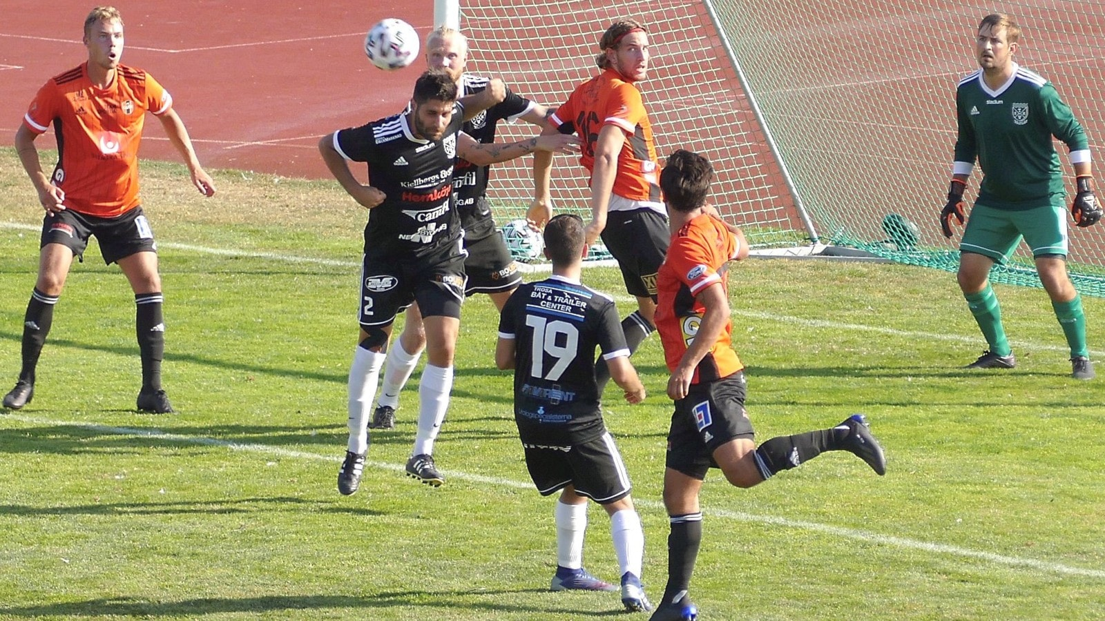 FC Gute gotländska mästare – första vinsten efter tränarbytet