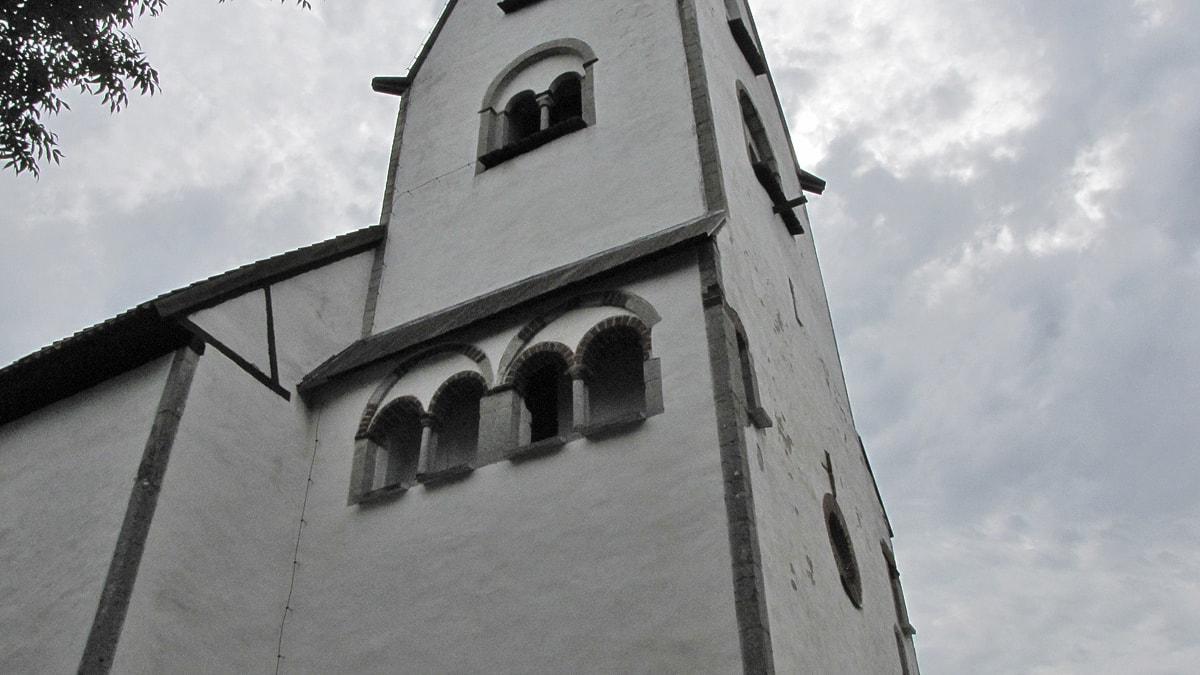 Stenkumla kyrka. Foto: Rufus Ollberg Jägemar / SR Gotland