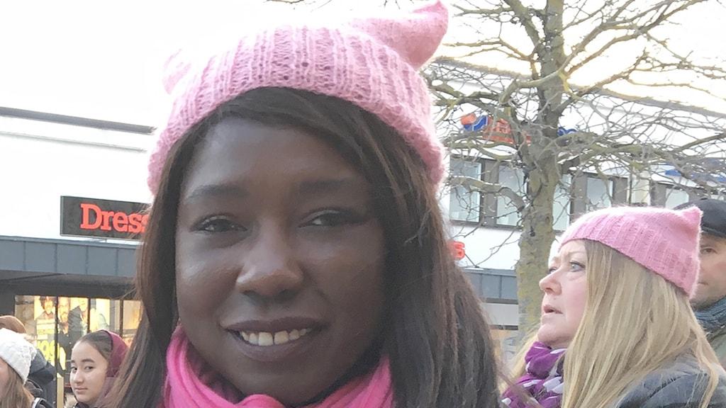 Victoria Kawesa Fi:s partiledare