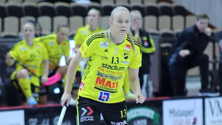 Anna Moberg, Endre