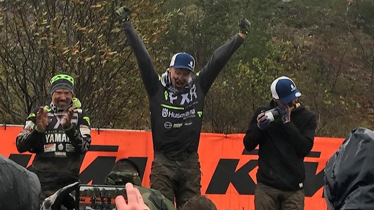 Albin Elowson vinnare GGN 2018