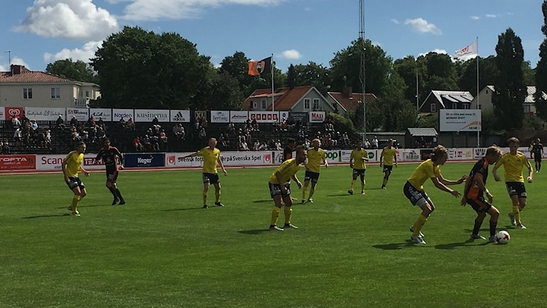 FC Gute mot Strömsbergs IF