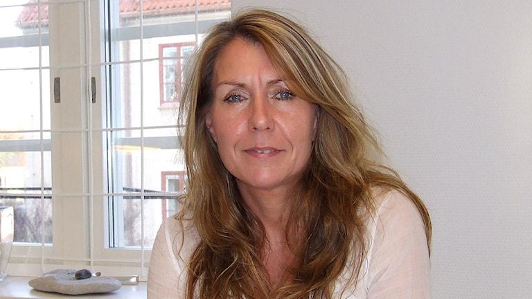 Marica Gardell, socialdirektör Regio Gotland. Foto: Charlotte Kavhed/Region Gotland