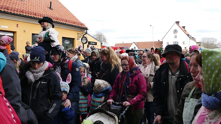 Påskmarsch österport