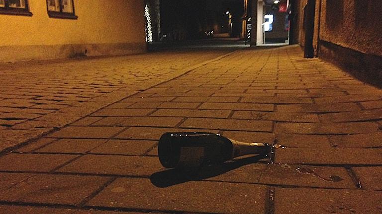 Nyårsfirandet på Gotland var småstökigt med en del fylleri och bråk.