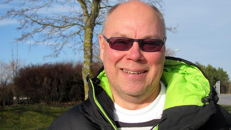 Dick Svennefelt. Foto: Ulrika Uusitalo Fernholm/P4 Gotland Sveriges Radio