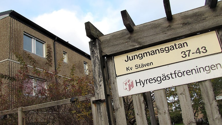 Hyresgästföreningen på Gotland. Foto:
