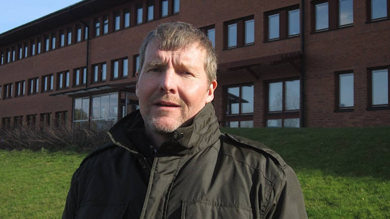 Magnus Martinsson. Foto: Jonas Neuman / Sveriges Radio P4 Gotland