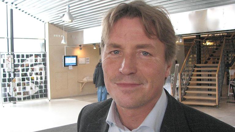 Thomas Bodström. Foto: P4 Gotland Sveriges Radio