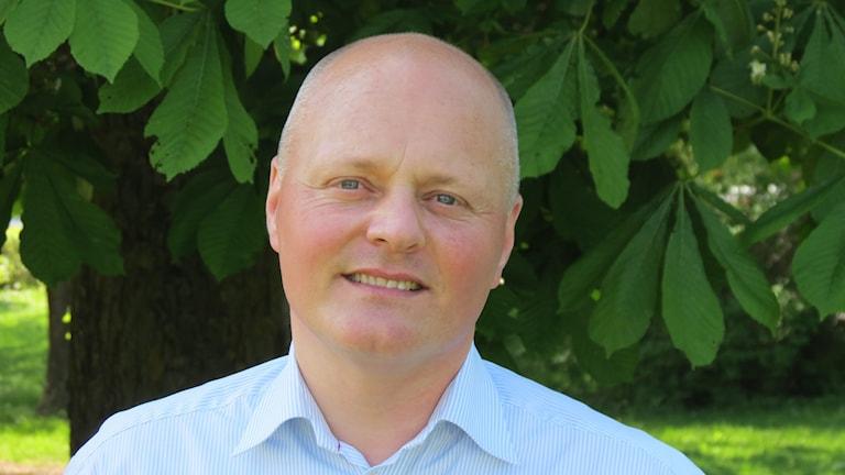 Peter Lindvall. Foto: Lasse Eskelind/Sveriges Radio