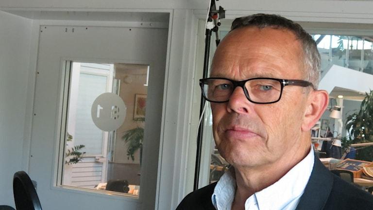 Åke Svensson. Foto: Mika Koskelainen/Sveriges Radio