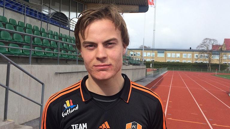 Joel Elofsson FC Gute