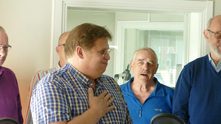 Erik Skagerfält fick musikpriset Lyran 2018