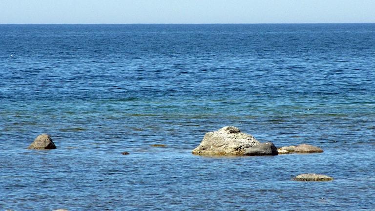 Djupvattnet öster om Gotland är åter syresatt - men inte tillräckligt för att biologiskt liv ska kunna återvända.