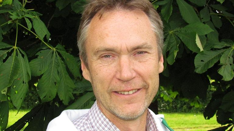 Lars Thomsson. Foto: Mika Koskelainen/Sveriges Radio