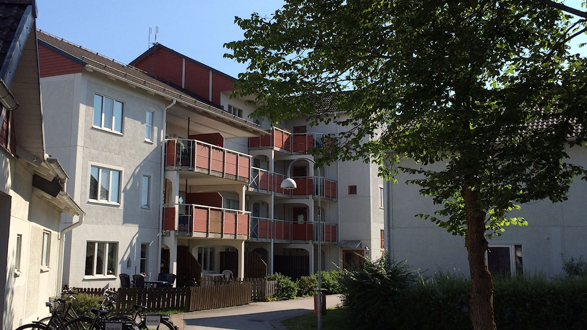 Kvarteret Melonen i Visby.