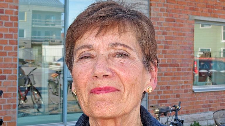 Amy Öberg. Foto: Mika Koskelainen/Sveriges Radio
