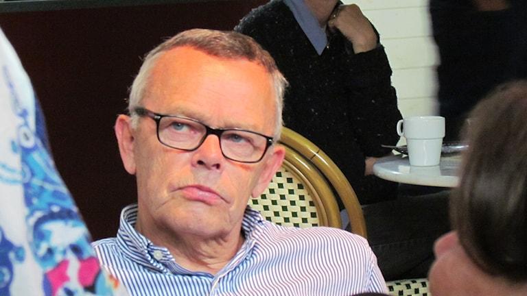 Socialdemokraten Åke Svensson. Foto: Lasse Eskelind/Sveriges Radio