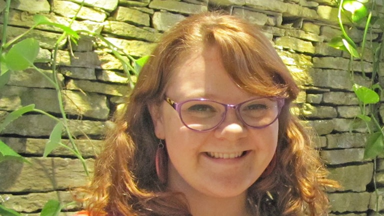 Antonia Broen. Foto: Sveriges Radio