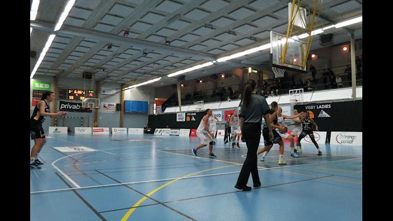 Visby Ladies - Mark Basket