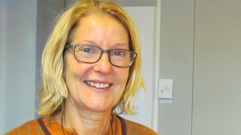 Ethel Forsberg. Foto: Lasse Eskelind/Sveriges Radio