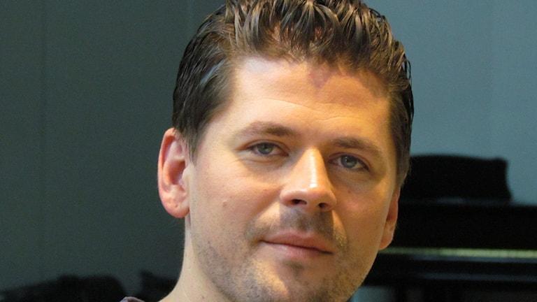 Victor Jansson. Foto: Lasse Eskelind/Sveriges Radio
