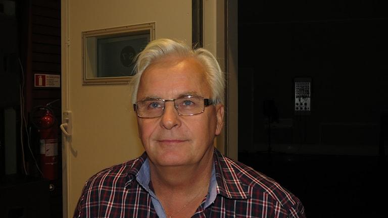 Tommy Gardell. Foto: Mika Koskelainen/Sveriges Radio