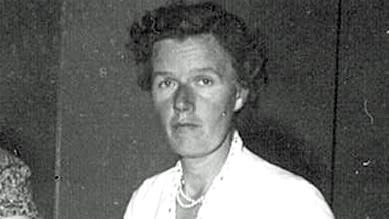Anna Kajsa Hallgard. Foto: privat