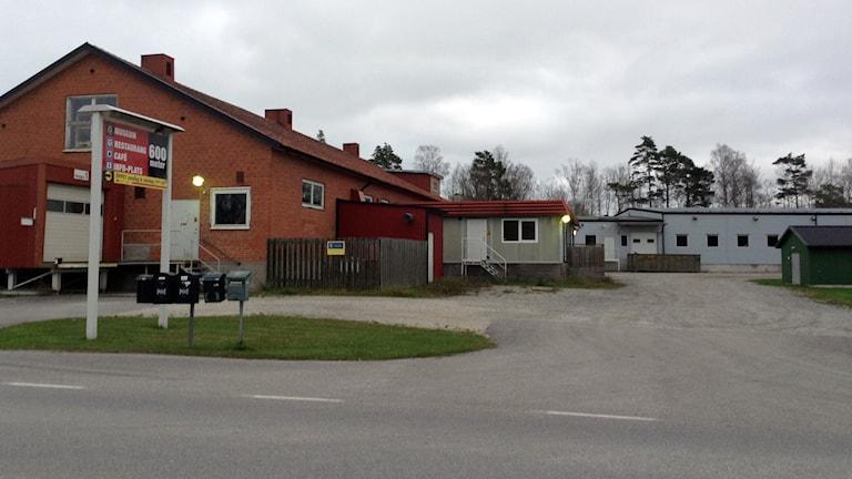 Gotlandsbrödets gamla lokaler. Foto: Clary Winberg/Sveriges Radio