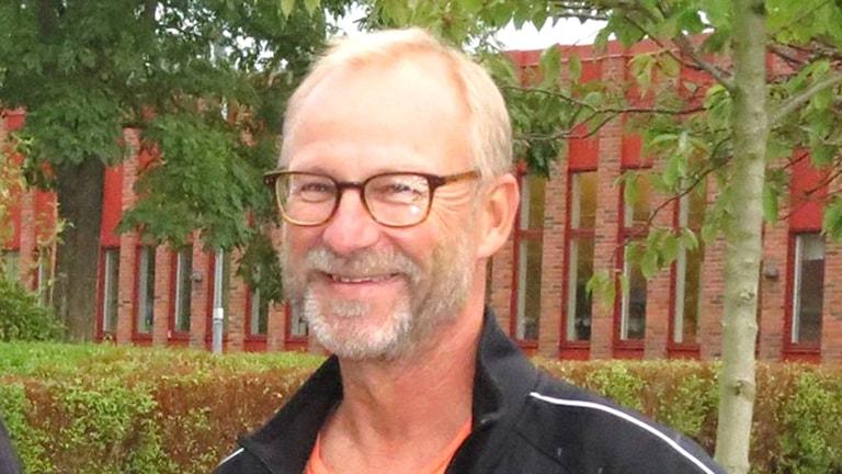 Karl-Allan Nordblom, Miljöpartiet. Foto: Gunnel Wallin/Sveriges Radio